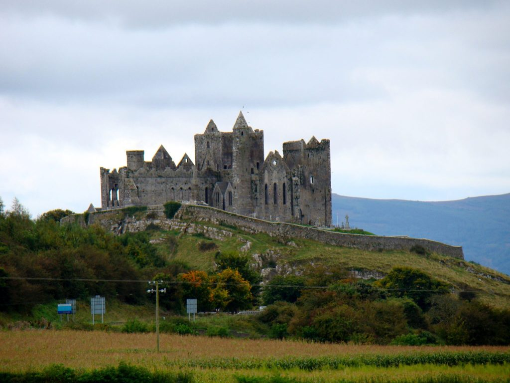 Rock Of Cashel Cashel County Tipperary Ireland